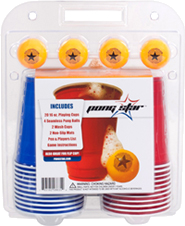 Beer Pong Star Kit