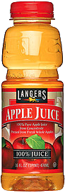 Langers Apple Juice